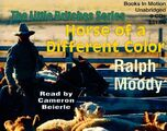 Horse of a Different Color audiobook cover