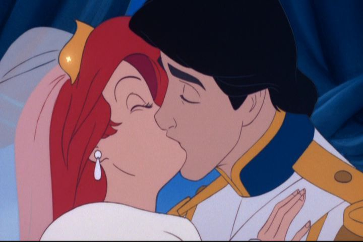 Part Of Your World Finale Is The Closing Song Little Mermaid It Played For Ariel And Eric S Wedding Day After Defeat Ursula