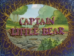 Captain Little Bear