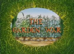 The Garden War