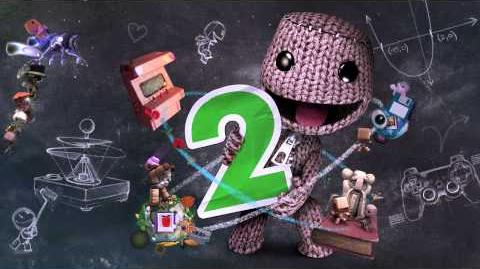 LittleBigPlanet 2 Soundtrack - Victoria's Laboratory Theme (Full Version)