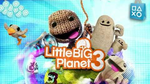 LittleBigPlanet 3 Soundtrack - Out Of The Frying Pan