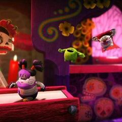 LittleBigPlanet 3: The Journey Home's Frida the Bride and <a href=