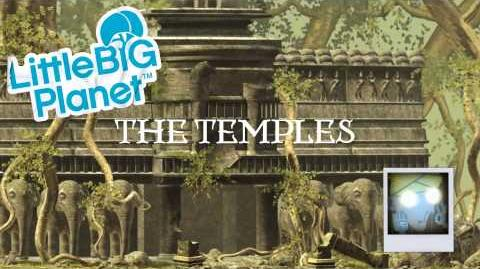 Little Big Planet - The Temples Interactive Music