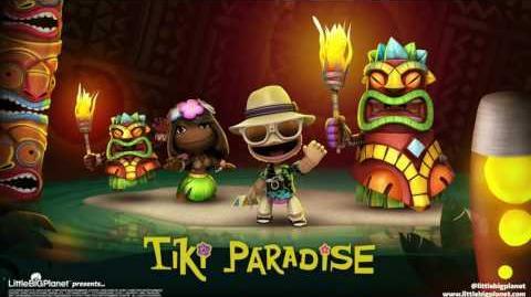 LittleBigPlanet 3 Soundtrack (Tiki Paradise DLC) - Lava Palava