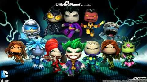LittleBigPlanet Soundtrack (DC Pack) - Laugh 'Til You Drop