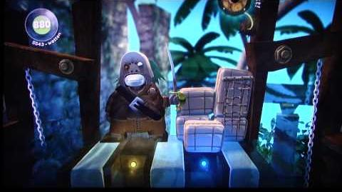 LBP - Pirates of the Caribbean Pack - Level 1 Port Royal