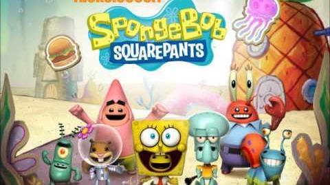 LittleBigPlanet 3 Spongebob Squarepants Level Kit - Let's Be Chums