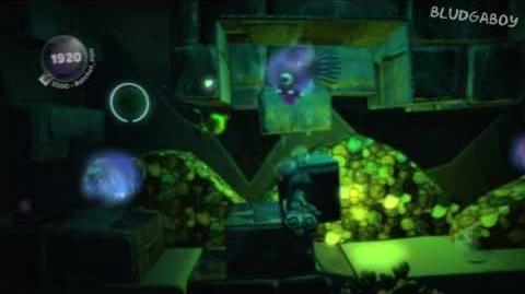 LittleBigPlanet - Acing Cursed Bay - Video Talkthrough