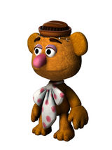 Muppets 1 fozzy bear 2 658912