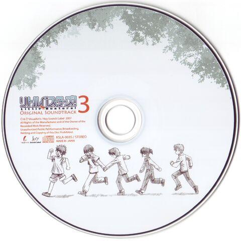 File:Little Busters Original Soundtrack - Disc 3.jpg