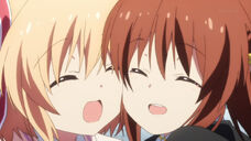 Little busters-06-komari-rin-hug-friends-happiness-love
