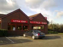 Uttoxeter Little Chef