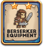 Berserker equipment