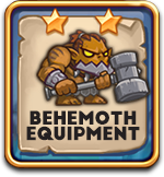 Behemoth equipment
