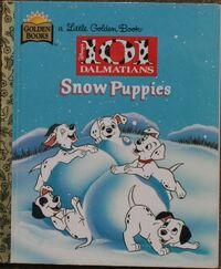 101 Dalmations Snow Puppies