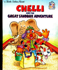 Chelli and the great sandbox adventure