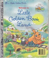 Welcome To Little golden Book Land