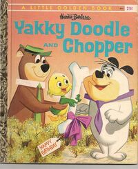 Yakky Doodle and Chopper