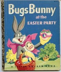 Bugs Bunny At the Easter Party