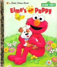 Elmos new puppy