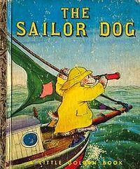 The sailor dog