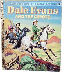 Dale Evans and the Coyote