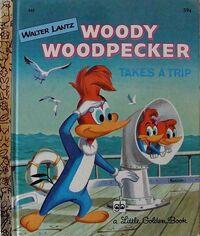Woody Woodpecker Takes A Trip
