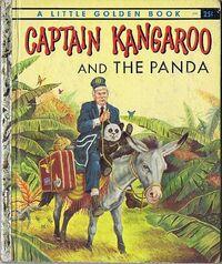 Captain Kangaroo and the Panda