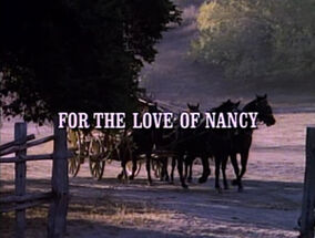 Title.fortheloveofnancy