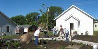 News:Volunteers refurbish Little House on the Prairie sites