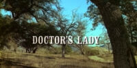 Episode 118: Doctor's Lady