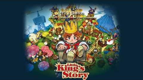 It's A Sketch - Little King's Story Soundtrack
