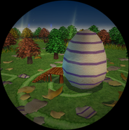 Eggan Civilization Ruins (Telescope View)