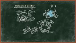 Hardened Soldier Info