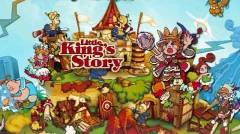 Little King's Story Soundtrack--Dark Valley Skull Plains