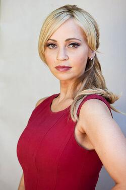 Tara Strong Portrait