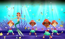 The Little Mermaid DS - DMW2 06