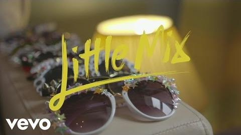 Little Mix - Hair (Behind The Scenes) ft