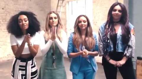 Little Mix - Black Magic Announcement!!