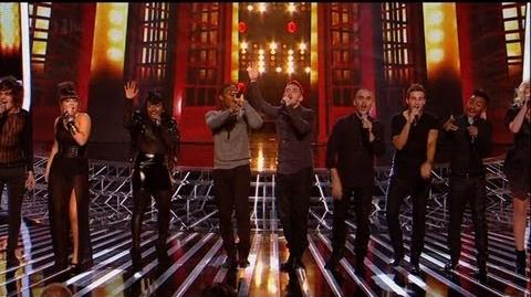 Hello Finalists! - The X Factor 2011 Live Results Show 2 - itv