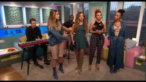 Little Mix - Shout Out To My Ex (Acoustic Sunday Brunch)