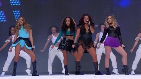 Little Mix - 'Move' (Summertime Ball 2015)