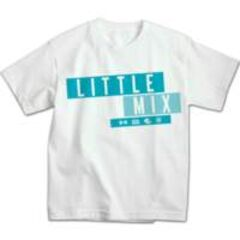Multi Blue Logo Kids T-Shirt<font size=