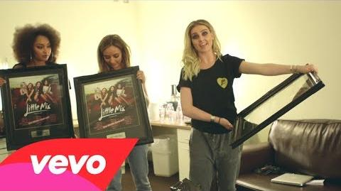 Little Mix - Salute, Tour Diary, Part 2 (VEVO LIFT) Brought To You By McDonald's