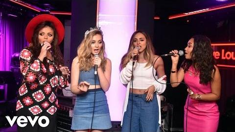 Little Mix - Dance With Somebody (Whitney Houston cover in the Live Lounge)