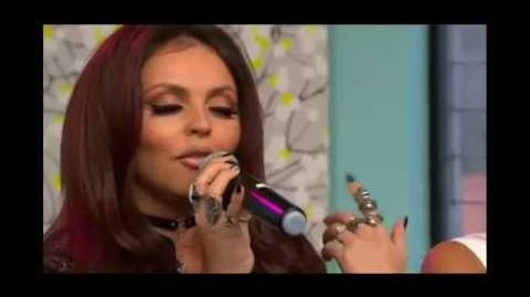 Little Mix - Love Me Like You on Sunday Brunch (15 11 2015)