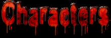 3d horror text effect