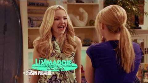 New Season! Liv and Maddie Cali Style Disney Channel