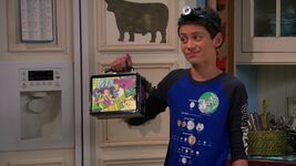 Parker with Kathy Kan Lunchbox
